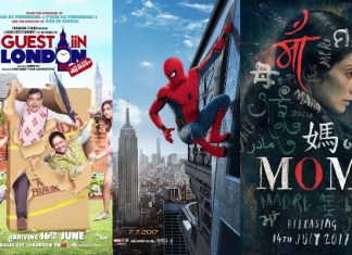 Weekend Box Office Report: Spider-Man, MOM, Guest in London