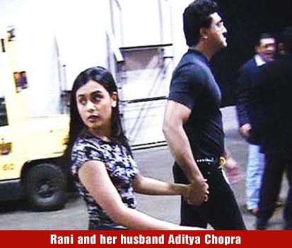 Image result for rani aditya chopra young