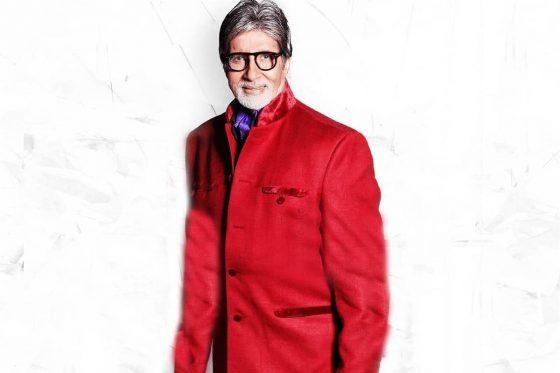 Amitabh Bachchan in Bollywood remake van The Intern
