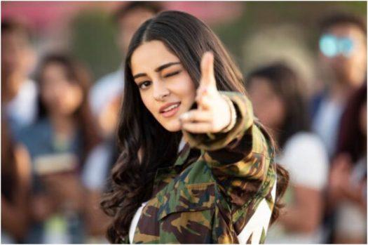 Bollywood actrice Ananya Panday wil een onuitwisbare indruk achterlaten bij het publiek