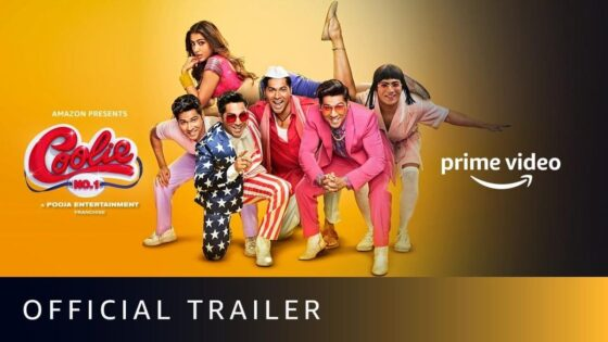 Bekijk de trailer van de Bollywood remake van Coolie no.1