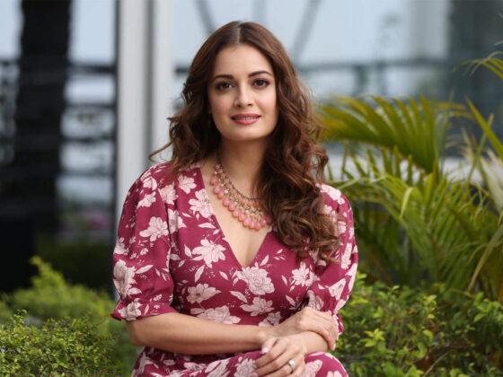 Bollywood actrice Dia Mirza laat zich niet vaccineren tegen COVID-19