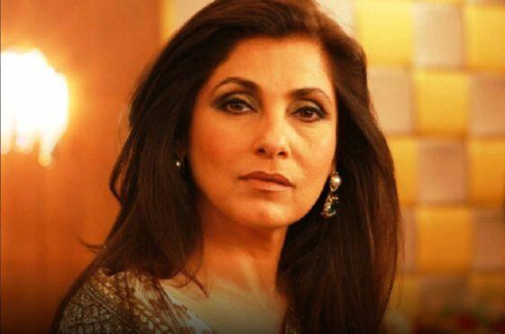 Dimple Kapadia speelt een van de hoofdrollen in Bollywood film Pathan