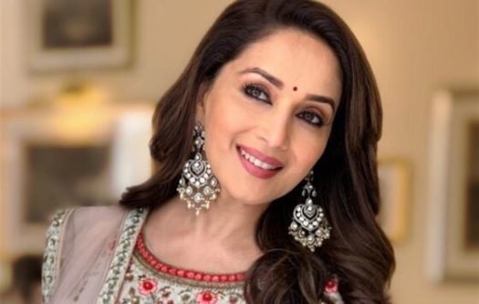 Bollywood actrice Madhuri Dixit brengt single Candle uit