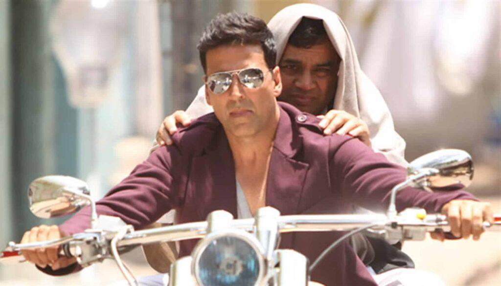 Paresh Rawal en Akshay Kumar komen samen voor Bollywood film Oh My God 2