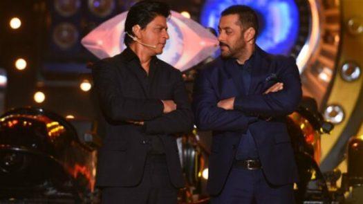 Bollywood acteur Shah Rukh Khan weigert film met Salman Khan