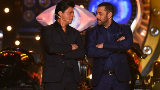 Bollywood acteur Shah Rukh Khan weigert film met Salman Khan