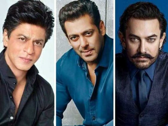 Shah Rukh Khan en Salman Khan in Bollywood Laal Singh Chaddha?