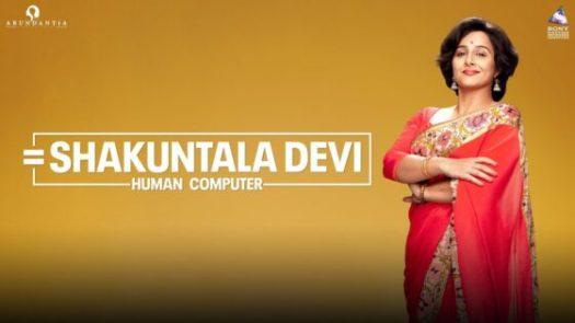 Bekijk de trailer van de Bollywood film Shakuntala Devi