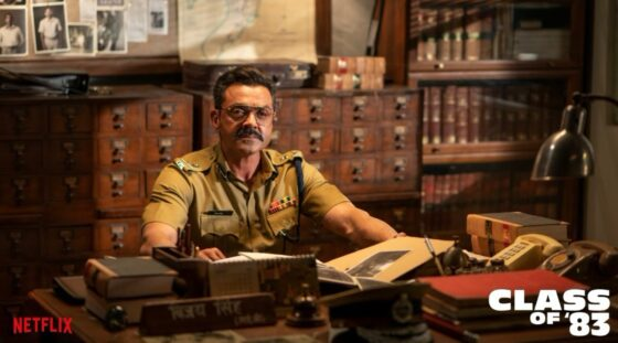 Bekijk de trailer van de Bollywood film Class of '83