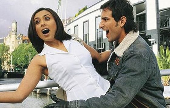 Saif Ali Khan en Rani Mukherji in vervolg op Bollywood hit Bunty Aur Babli?
