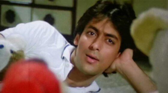 Bollywood acteur Salman Khan viert 30-jarig jubileum