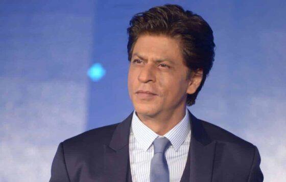 Bollywood acteur Shah Rukh Khan tekent film van Rajkumar Hirani?