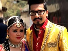 bharti-singhs-wedding-details