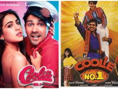 Coolie-No-1-Remake-Posters-Govinda