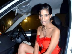 Poonam-Pandey-Arrested-Car