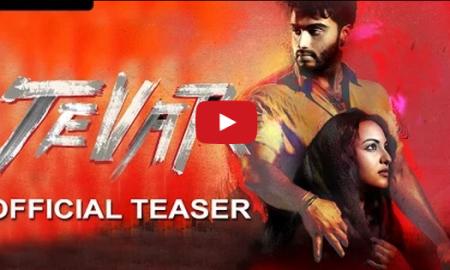 Official teaser, Arjun Kapoor's, Tevar