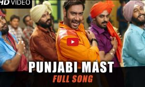 Punjabi Mast, Action Jackson, Ajay Devgn, Sonakshi Sinha