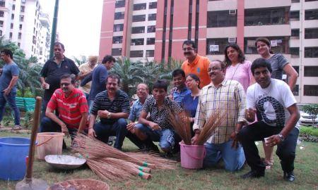 Comedian, RAJU SRIVASTAV, NARENDRA MODI, SWACHH BHARAT ABHIYAAN