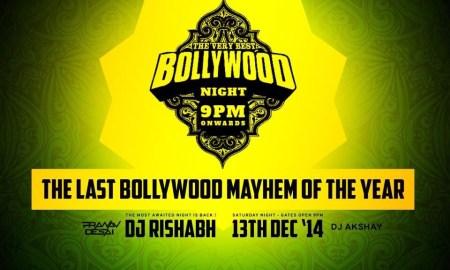 Bollywood night, Mayhem, Year, miami