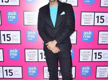 Sandip Soparrkar, Lakme Fashion Week