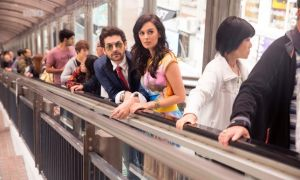 Evelyn Sharma, Neil Nitin Mukesh, Hong Kong