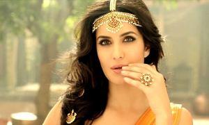 Actress, Katrina Kaif, brand endorser, 2014
