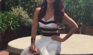 Actress, Katrina Kaif, French Riviera