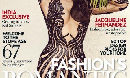Sexy, Jacqueline Fernandez, cover page, Vogue
