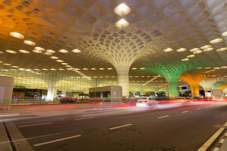 Independence Day, Mumbai, International Airport