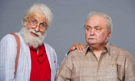 Amitabh Bachchan, Rishi Kapoor, Preetisheel Singh