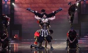 Vivek Dahiya,Acrobats,Indian Television,nach baliye 8