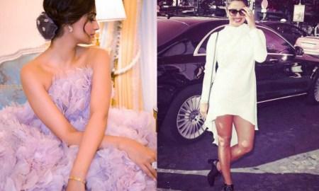 Priyanka Chopra, Sonam kapoor, Paris fashion week, Gorgio Armani, RalphandRusso
