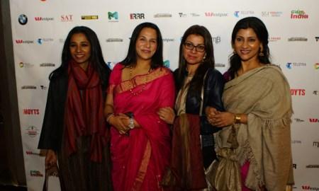 Tannishtha Chatterjee, Mitu Bhowmick Lange, Alankrita Shrivastava, Konkana Sen