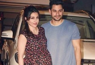 Kunal Khemu, Soha Ali Khan, daughter