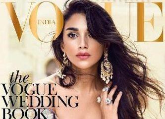 Aditi Rao Hydari, Gorgeous, Vogue Cover