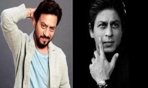 Irrfan Khan, SRK, Party