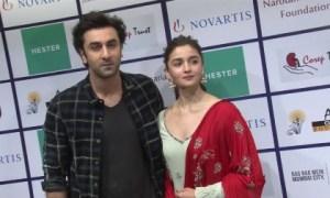 Ranbir Kapoor, Alia Bhatt ,Support, Organ Donation Drive