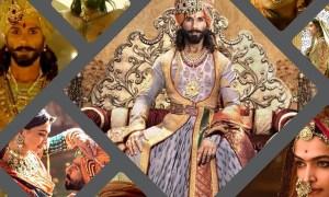 Amazon Prime Video, Padmaavat,Rajasthan, Gujarat