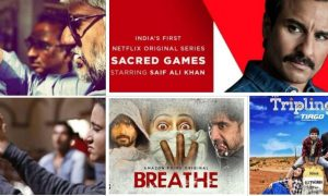web series 2018, Breathe, Tripling2, the test case, the ministry, inside edge 2, untouchable