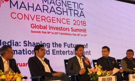 Shah Rukh Khan, Filmmaker, Ritesh Sidhwani, Magnetic Maharashtra Convergence Summit