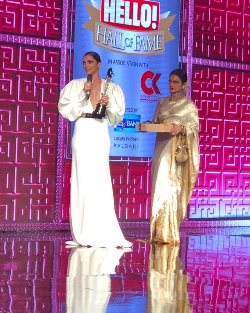 Padmaavat, Deepika Padukone,Entertainer of the year
