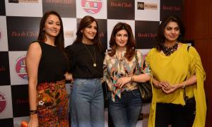 Sonali Bendre, Book Club