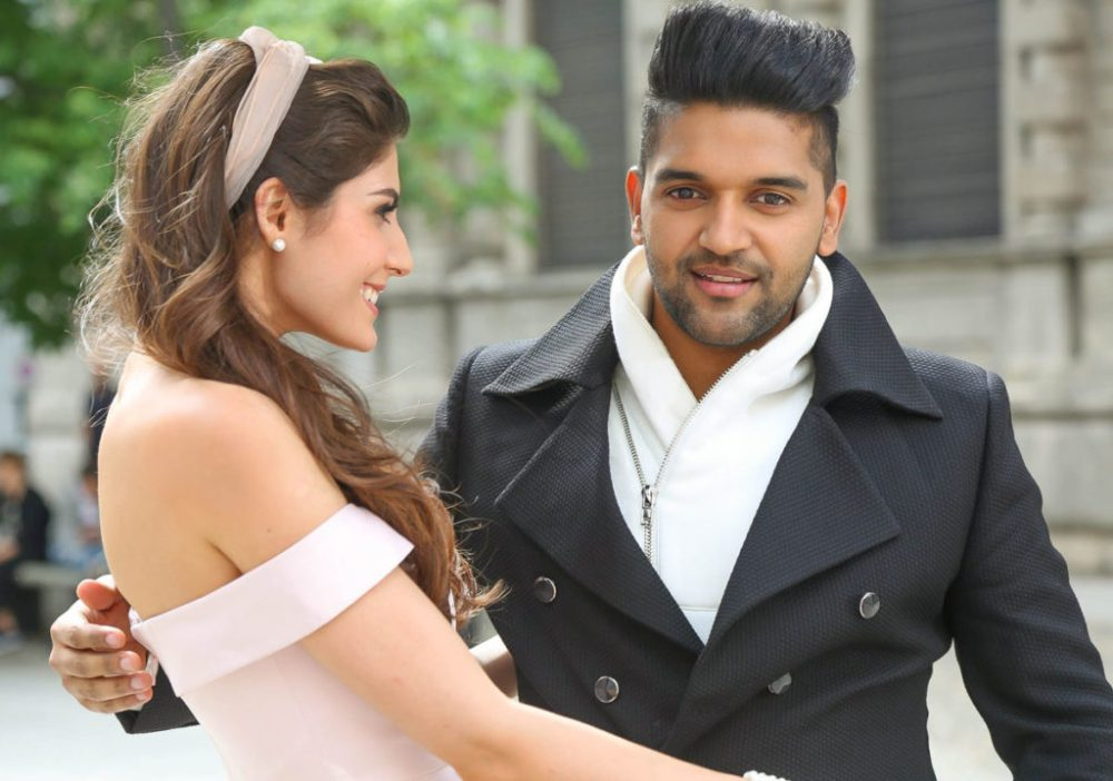 Elnaaz Norouzi, Guru Randhawa, Made In India
