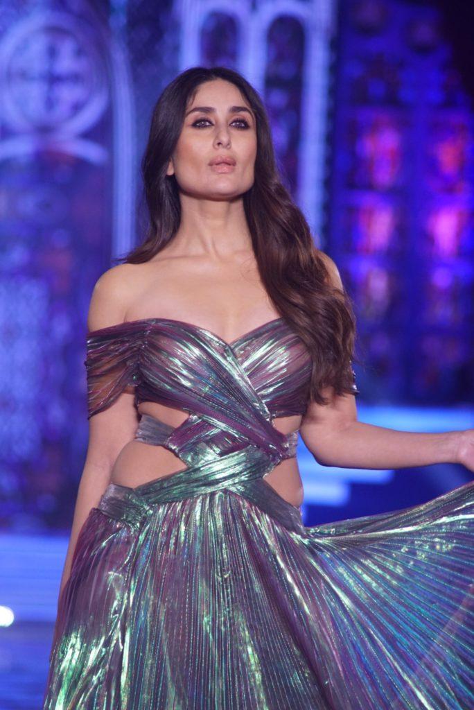 Kareena Kapoor, Lakme Fashion Show