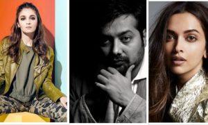 Anurag Kashyap,Kalki Koechlin,Alia Bhatt,Deepika Padukone,Yami Gautam,Kangana Ranaut,