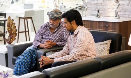 Sanjay Mishra, Vivan Shah, Coat
