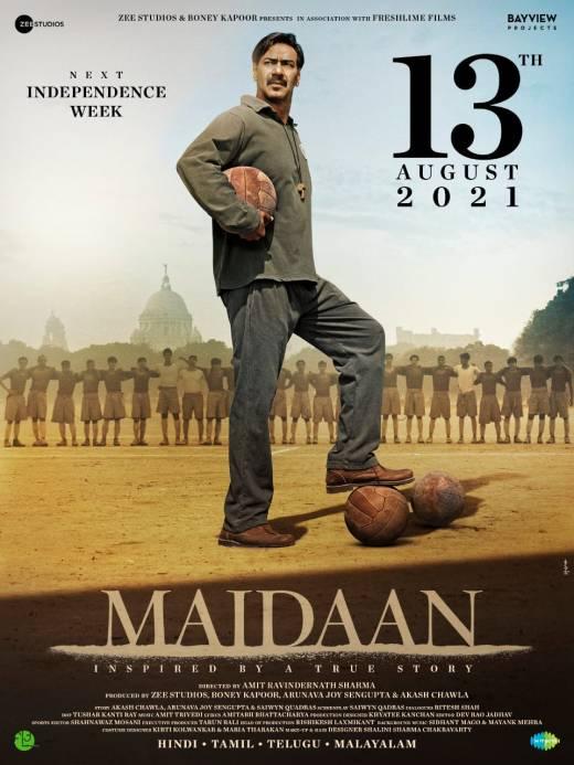 Ajay Devgn's Maidaan Got New Release Date