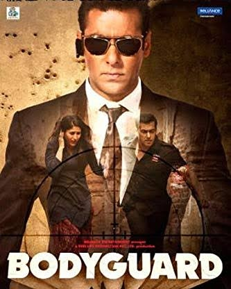 Bodyguard Lifetime Box Office Collection Daywise Worldwide