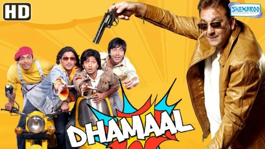 Dhamaal Lifetime Box Office Collection Daywise Worldwide